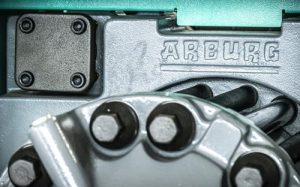 Arburg Maschinen von Qualität