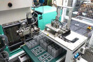 Etikettierung und Kennzeichnung von Kunststoffteilen