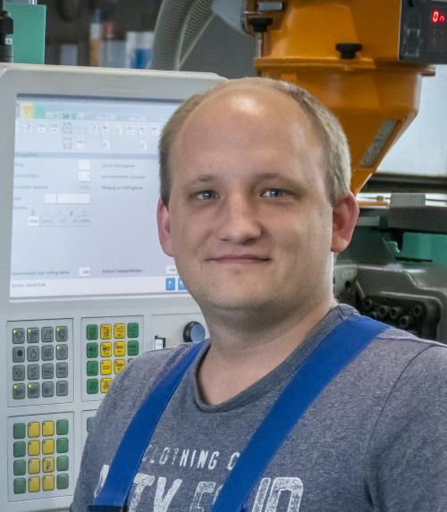 Junior-Chef bei Hoedtke Kunststofftechnik GmbH - Pierre Hödtke