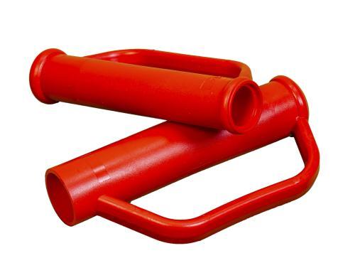 Sackkarrengriffe, ein Werkzeug welches uns seit 1991 begleitet. Spritzwerkzeuge pfleglich behandelt
