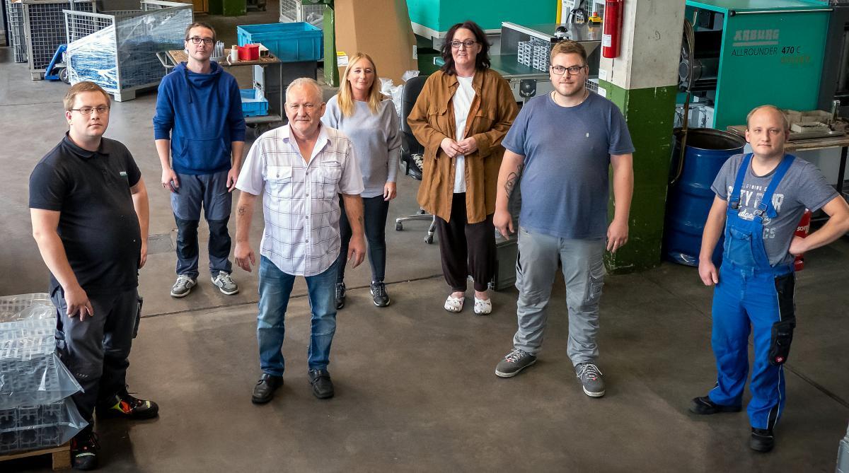 Team Hoedtke Kunststofftechnik - verlassen SIe sich darauf