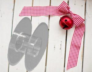 Unsere Spulen aus Kunststoff für Schmuckbänder; Präsentiert Ihre Bänder in edler Aufmachung